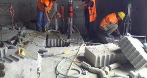Karot beton kesme