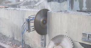 Zemin beton kesimi